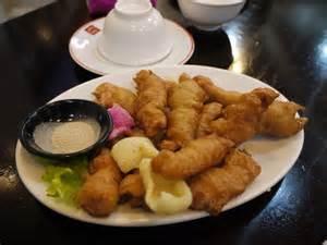 一路香海鮮近礁溪火車站 中式美食餐廳  炸卜肉 炸糕渣