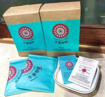藝伎咖啡(中焙)濾掛包