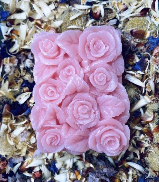 歐洲天然精油手工皂(玫瑰/茶樹/薰衣草