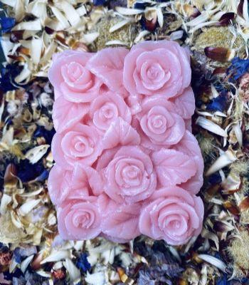 玫瑰精油手工皂
