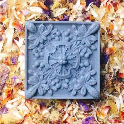 竹炭手工皂