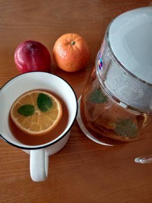 吉福茶 養生茶 無咖啡因 橙香茶