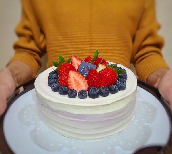 客製生日奶油蛋糕-預購