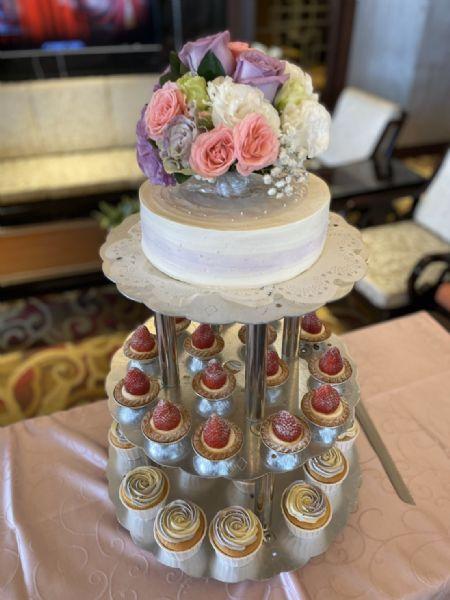客製婚禮蛋糕塔-預購